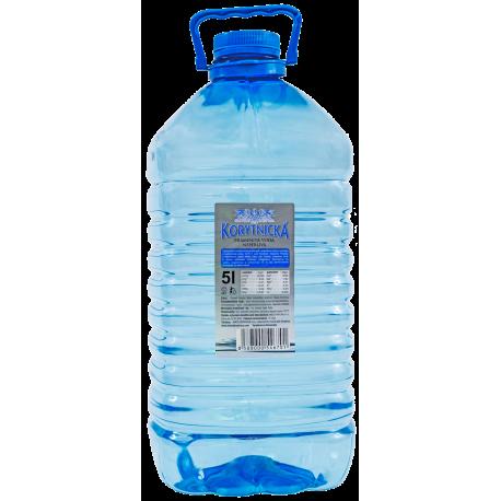 Коритница талая вода (не газиров.)  (5L)