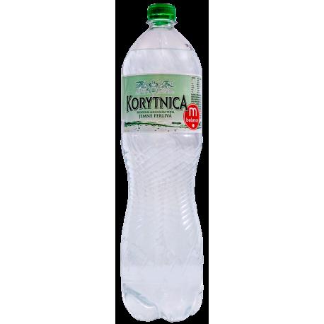Korytnica mineraalvesi gaseritud (1,5L)